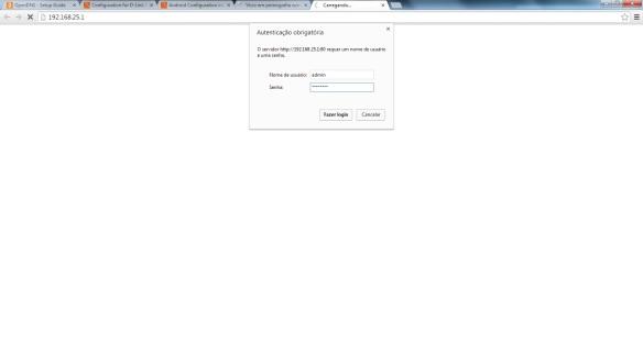 Como configurar o OpenDNS Passo9